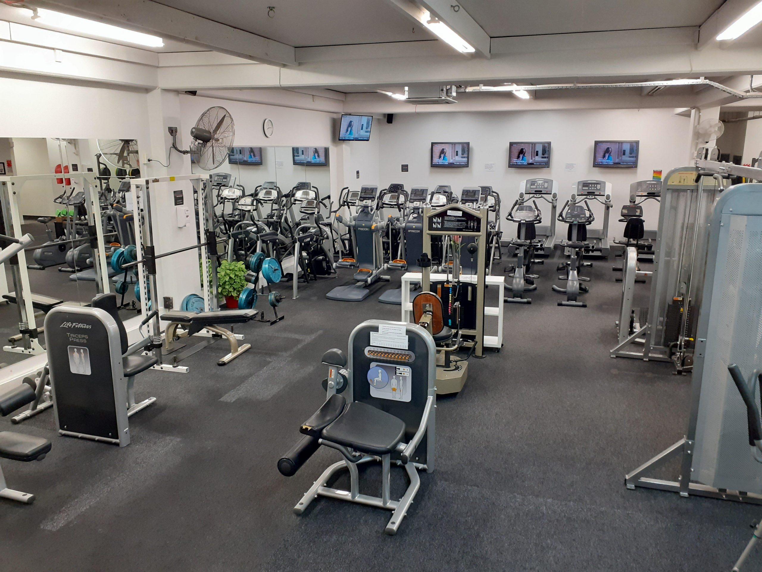Women Gym Lower Hutt
